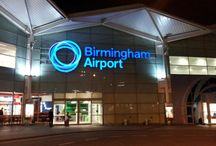 Birmingham Airport. / Photo's of Birmingham Airport from the past.