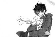 le garçon d'à côté #manga