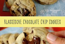 Cookies, Kekse & Plätzchen