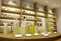 Shiro - London Shop Design and Fit Out / Check out the inspirational fit out of Shiro's two London stores. The Japanese skin care brand wanted a contemporary, minimalist design to reflect their company identity. See all here.