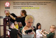 Martial Arts California