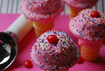 muffins and cupcakes / by Heather Mclaughlin Ortiz