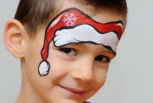 makeup Noël