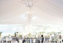 Wedding table layouts / Colour schemes, furniture & style