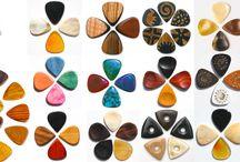 Guitar Picks/Plectrums