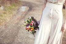 Wedding & bridesmaid dresses