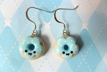 kawaii earrings!!! ***