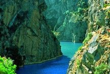 Places to See in Spain/Portugal/North Africa
