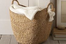 Decorating: Baskets