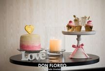 Weddingcakes / Wedding cakes, cupcakes, popcakes, macrons
