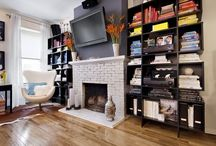 Living rooms / by Susan Cole