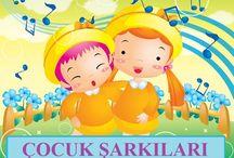 Çocuk şarkıları / Çocuk şarkısı dinlemek isteyenler için en güzel çocuk şarkılarını burada bir araya topladık