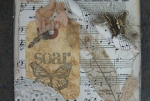 Cards - Tim Holtz Style