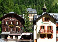 Hotels in the Alps