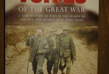 books about the Great War