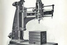 Vintage Machinery / Vintage Workshop Machinery