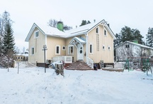 Finnish Homes / Lovely houses and apartments on sale in Finland.