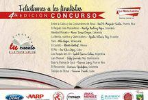 """Concurso """"Cuéntale tu Cuento a La Nota Latina"""""""