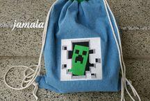 Moje práce šití / My works sewing