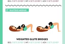 WORKOUT - Glutei