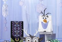 Frozen (the movie) Ideas