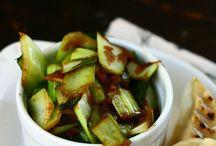 Veggie & herb recipes