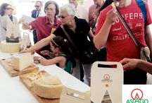 """EXPO 2015 / ASIAGO PDO is proud to announce its presence at EXPO 2015. At the event, ASIAGO PDO will offer the opportunity to learn of its unique cheese-making history, made up of passion, uncontaminated territories and thousand-year-old tradition, told in the """"Cibus è Italia"""" Pavilion, together with AFIDOP (Association of Italian PDO Cheeses) and in the Slow Food area."""