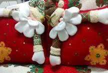 Vianoce - šité