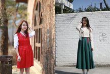 Hanbok / découvrez le hanbok , l'habit traditionnel coréen