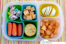 Bento Lunches / Bento lunches for kids and adults