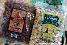 トレジョナッツ ドライフルーツ Trader Joe's Nuts, Dry Fruits