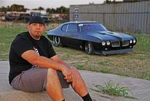Street Outlaws / by Mark