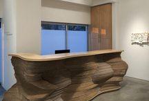 reseption desk
