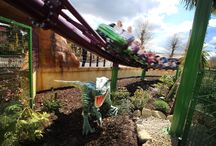 Lost Kingdom / [New for 2016] A brilliant range of photographs of the rides and attractions in Lost Kingdom Dinosaur Theme Park at Paultons Park >  https://paultonspark.co.uk/lost-kingdom/