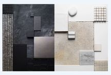 MATERIAL SAMPLE BOARD
