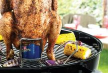 Yummy Barbecue Recipes / Delicious Weber® recipes developed especially for cooking on a barbecue