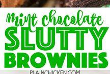 brownies mint