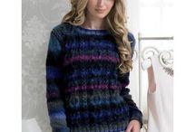 Noro Knitting