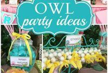 Owl Candy Bar