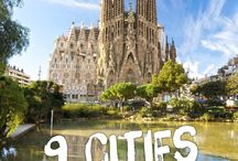 TRAVEL | THINGS TO DO IN SPAIN