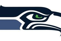 Seahawks! / by Amy King