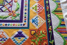 pretty quilts that I will never make / by Sue Sanders