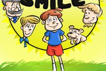 Kyle's Smile / Children's Picture Book On How To Raise A Kind And Caring Child.