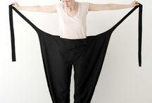 pantaloni particolari