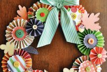 Craft wreaths / by Joanie Benninghofen Carter