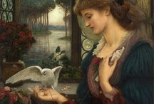 Poetry in Beauty: The Pre-Raphaelite Art of Marie Spartali Stillman / On view November 7, 2015 - January 31, 2016