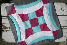 modern quilting / Contemporary or modern quilt fabrics, patterns or tutorials