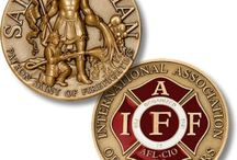 firefighter gifts / Gifts for a firefighter or EMS, Firemans Gifts, First Responder Gifts, Gifts For a Fireman, St. Florian Gift