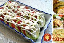 zeleninová jídla