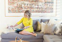 Illustrative interiors ideas / by Taylore Massa